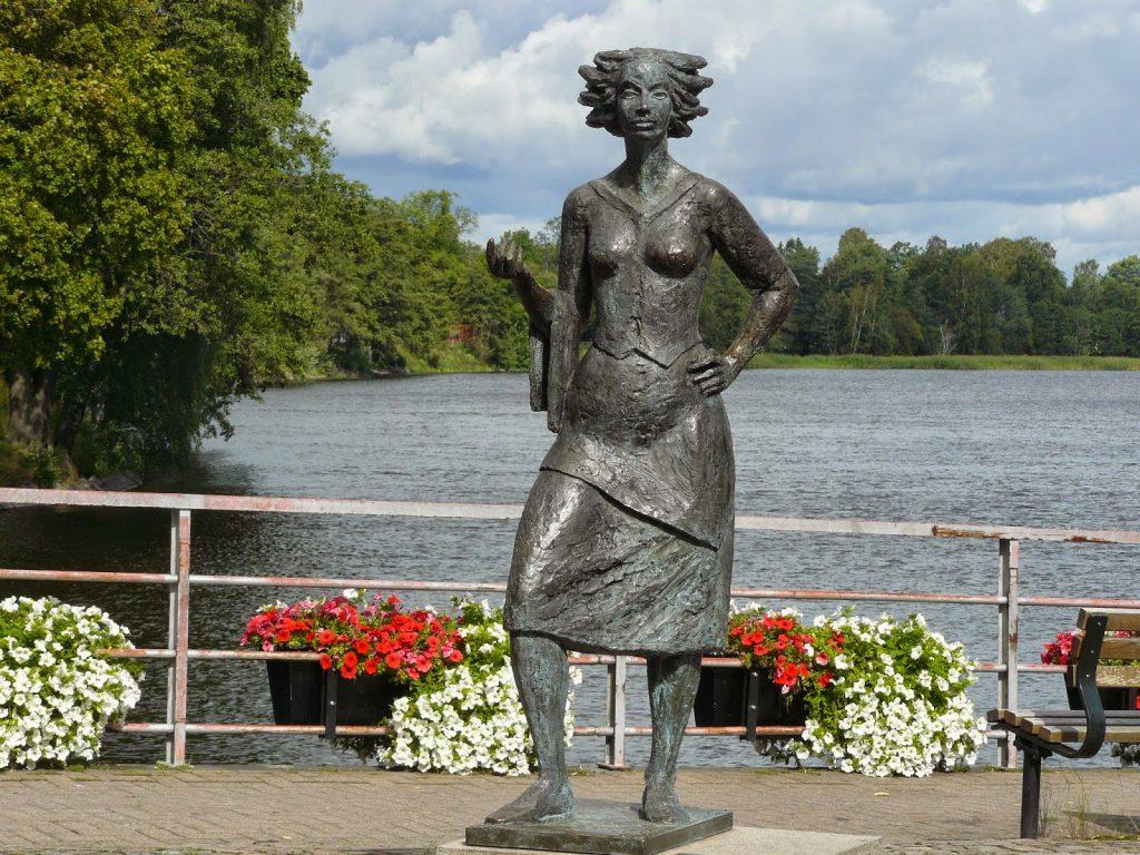 Eva-Lisa Holtz - Sola i Karlstad