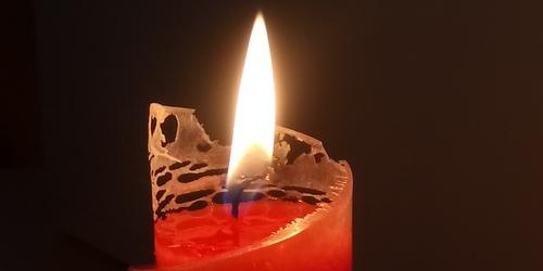 Handgjutna stearinljus från Sagoljus