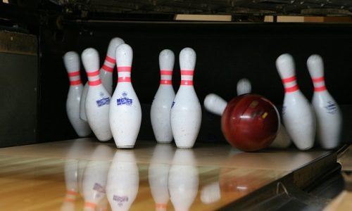 Bowling as a leisure activity